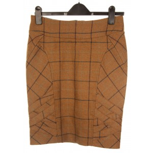 Long Pencil Skirt: Ancoat