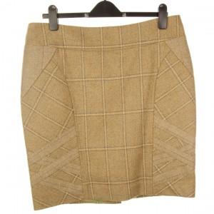 Long Pencil Skirt: Gorton
