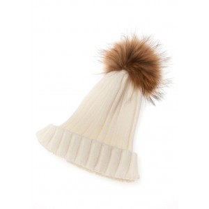 White Plain Hat