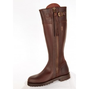 Leather Classic Country Soled Boots